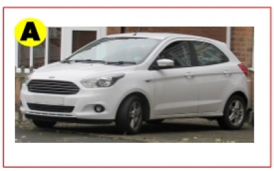 XoroiCars - Ford Ka+ or similar